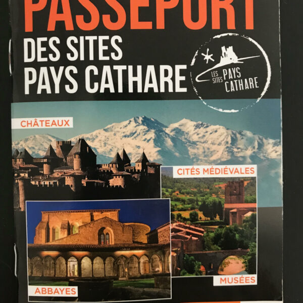 pasaporte Castillos cataros