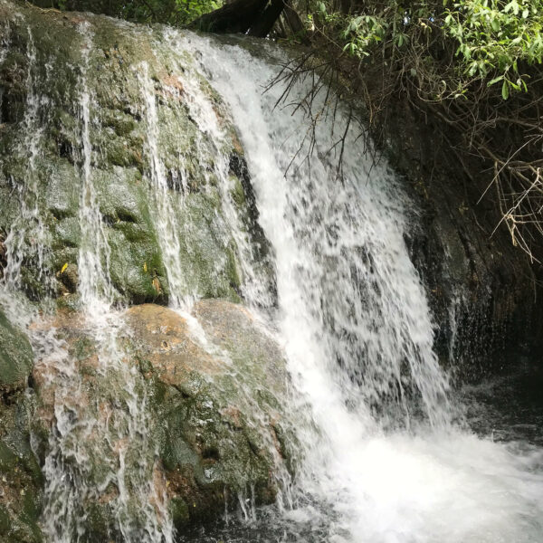 Visita a las Cascadas del Huéznar en nuestra escapada rural Sierra Norte