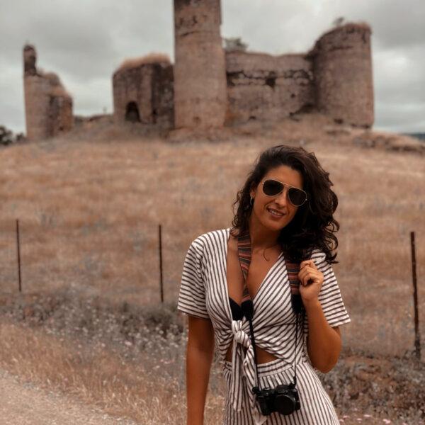 Castillo Tres Torres en la escapada rural de la sierra Norte