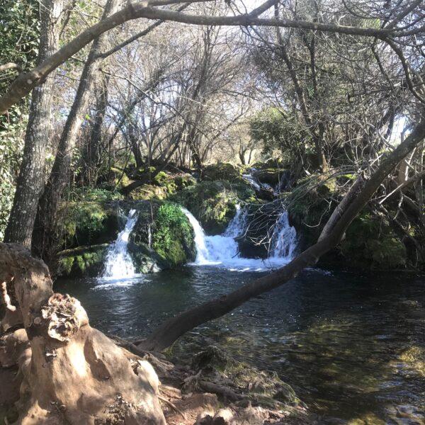 Cascadas del Huéznar. Ecoturismo.  Escapada rural a la Sierra Norte