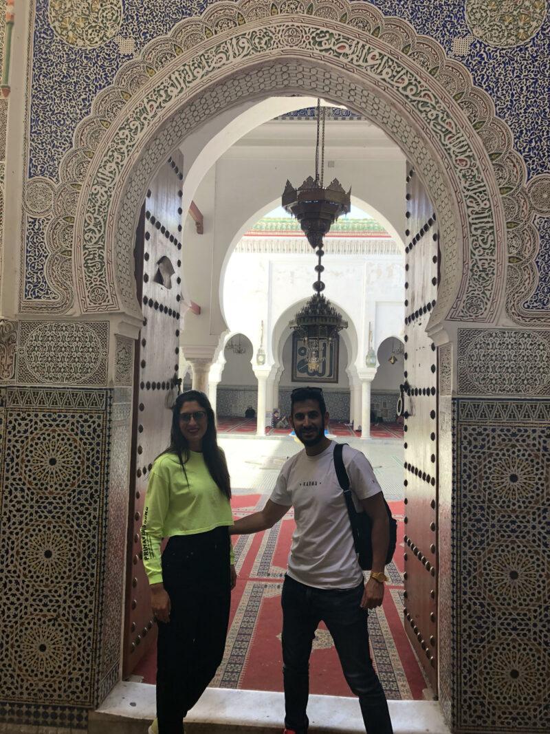 Top 3. Puerta de una Mezquita.
